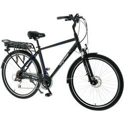 Rower elektryczny SKYMASTER Energy Trekking 28 M20 Czarno-niebieski