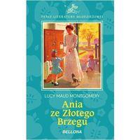 Literatura kobieca, obyczajowa, romanse, Ania ze Złotego Brzegu - Wysyłka od 3,99 - porównuj ceny z wysyłką (opr. twarda)