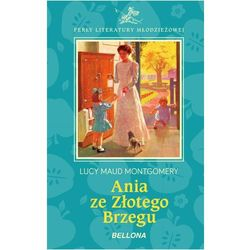 Ania ze Złotego Brzegu - Wysyłka od 3,99 - porównuj ceny z wysyłką (opr. twarda)