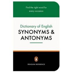 Dictionary of English Synonyms And Antonyms (opr. miękka)