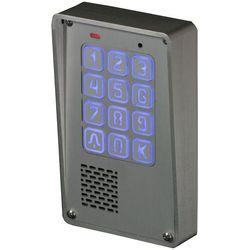 Cyfrowy panel domofonowy wielorodzinny z szyfratorem RADBIT KEC-4 NT MINI GD36