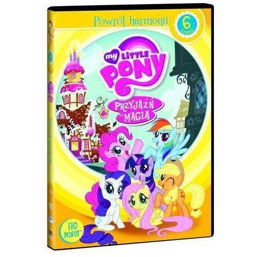 Bajki, My Little Pony: Przyjaźń to magia, Część 6 (DVD)
