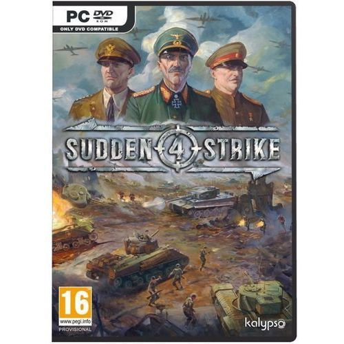 Gry PC, Sudden Strike 4 (PC)