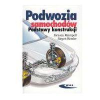 Biblioteka motoryzacji, PODWOZIA SAMOCHODÓW PODSTAWY KONSTRUKCJI /WKIŁ (opr. twarda)