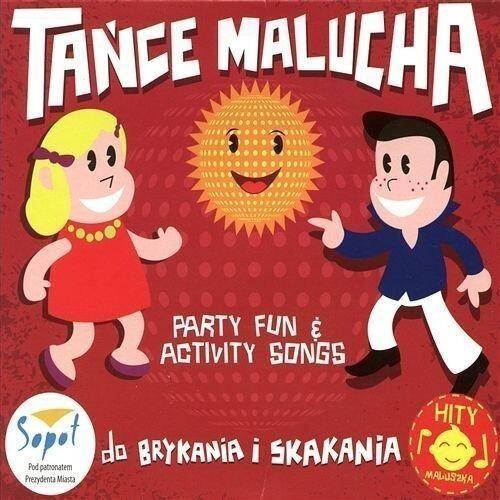 Bajki i piosenki, Tańce malucha do brykania i skakania (CD)