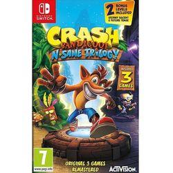 Crash Bandicoot N-Sane Trilogy - Nintendo Switch - Akcja