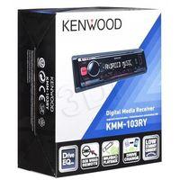 Radioodtwarzacze samochodowe, Kenwood KMM-103