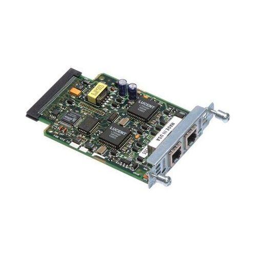 Pozostały sprzęt sieciowy, VIC3-2E/M Cisco 2-port Voice Interface Card - E and M