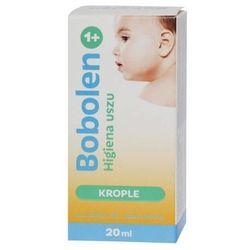 Bobolen higiena uszu krople 20ml