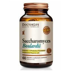 Doctor Life, Saccharomyces Boulardii, 60 kaps