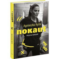 Nokaut. Historia bokserki - Agnieszka Rylik, Wojciech Zawioła (opr. twarda)