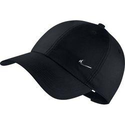 Czapka z daszkiem Nike Heritage 86 czarna bejsbolówka 943092-010