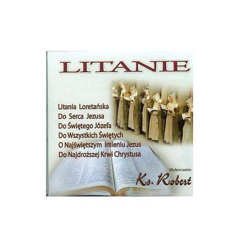 Muzyka religijna, Litanie Ks. Robert - CD
