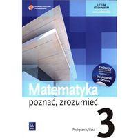 Matematyka, W.MATEMATYKA 3 LO podr.pods.2014/Poznac zrozumiec/-WSIP (opr. broszurowa)