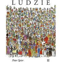 Książki dla dzieci, LUDZIE - PETER SPIER (opr. twarda)