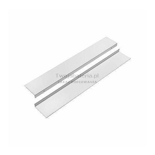 Koło UNI2 zestaw profili do instalacji wnękowej kolor biały SU00017
