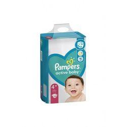 Pieluchy Pampers Activ Baby rozm4 5O41FH Oferta ważna tylko do 2031-10-22