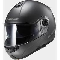 Kaski motocyklowe, KASK LS2 FF325 STROBE SOLID MATT TITANIUM