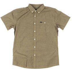 koszula BRIXTON - Central Olive (OLIVE) rozmiar: L