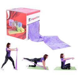 Taśma treningowa do ćwiczeń fitness inSPORTline 45 XXX-Heavy