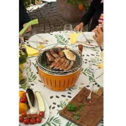 Lotusgrill – grill, pomarańczowy