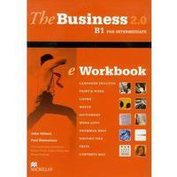 Książki do nauki języka, The Business 2.0 Pre-Intermediate. Podręcznik + Elektroniczne Ćwiczenia (opr. miękka)