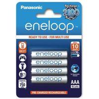 Akumulatorki, 4 x akumulatorki Panasonic Eneloop R03 AAA 800mAh BK-4MCCE/4BE (blister)