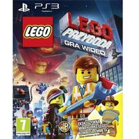 Gry PS3, LEGO Movie The Videogame (PS3)