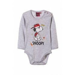 Body niemowlęce Snoopy 100%bawełna5T35BL Oferta ważna tylko do 2019-12-08