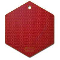 Podkładki na stół, KAISER KAISERFLEX RED Podkładka silikonowa 21 x 19 cm