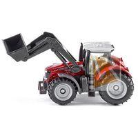 Traktory dla dzieci, Siku 14 - Traktor Massey Ferguson z przednią ład.