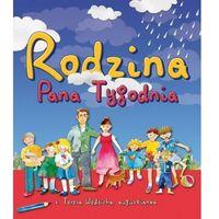 Książki dla dzieci, Rodzina Pana Tygodnia - s. Teresa Wędzicha (opr. twarda)