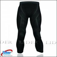 Pozostała odzież sportowa, Spodnie męskie termoaktywne Brubeck Extreme Merino nr kat. LE10250