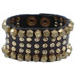 Campomaggi Armband skórzana 20 cm brown ZAPISZ SIĘ DO NASZEGO NEWSLETTERA, A OTRZYMASZ VOUCHER Z 15% ZNIŻKĄ