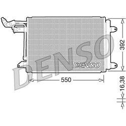 Skraplacz, klimatyzacja DENSO DCN32002