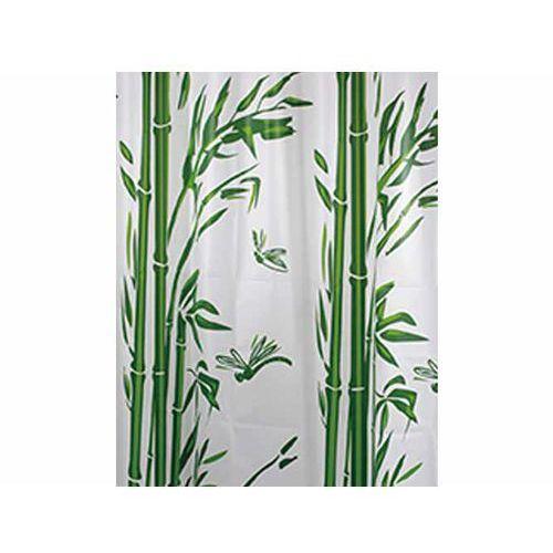 Bisk® Zasłona prysznicowa bisk peva m bamboo 05846