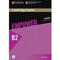 Książki do nauki języka, Empower Upper Intermediate. Ćwiczenia z Odpowiedziami + Downloadable Audio (opr. miękka)