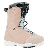 Buty do snowboardu, buty NITRO - Flora Tls Rose (002) rozmiar: 250