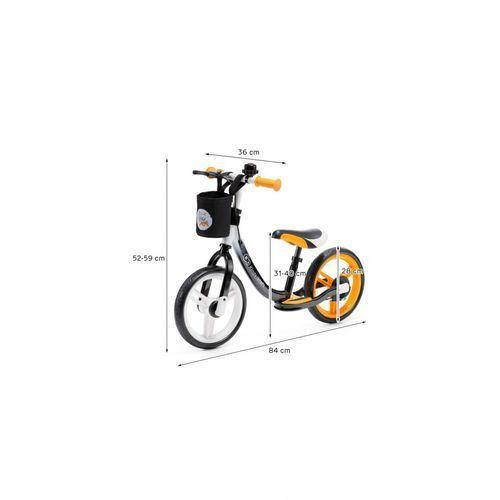 Rowerki biegowe, Rowerek biegowy Space orange 5Y36L7