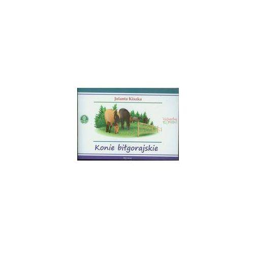 Książki dla dzieci, Konie Biłgorajskie (opr. miękka)