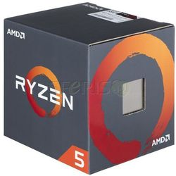 PROCESOR AMD RYZEN 5 1500X 3,7GHz BOX (AM4) - YD150XBBAEBOX
