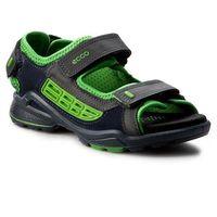 Sandały dziecięce, Sandały ECCO - Biom Sandal 70362250173 Marine/Marine/Meadow