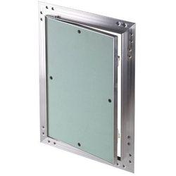 Klapa rewizyjna aluminiowa Awenta z płytą g-k 20 x 30 x 1,25 cm