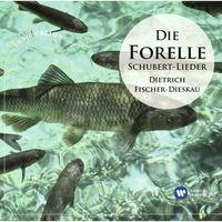 Pozostała muzyka rozrywkowa, DIE FORELLE: SCHUBERT-LIEDER - Fischer-dieskau (Płyta CD)