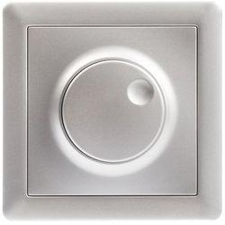 Ściemniacz obrotowy LEXMAN SLIM Srebrny LEXMAN