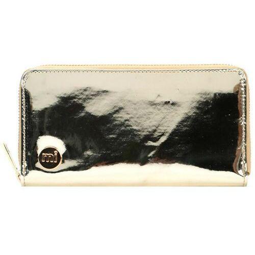 Portfele i portmonetki, portfel MI-PAC - Zip Purse Mirror Gold (S47) rozmiar: OS