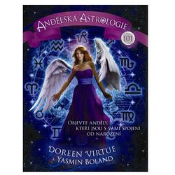 Andělská astrologie Virtue Doreen, Boland Yasmin