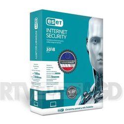 Eset Internet Security PL Box kontynuacja 1stan./12m-cy