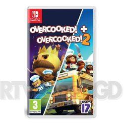 Overcooked! + Overcooked! 2: Rozgotowani! NSwitch