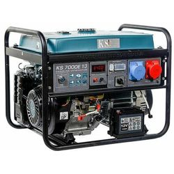 K&S Generator benzynowy z systemem VTS 13KM KS 7000E 1/3